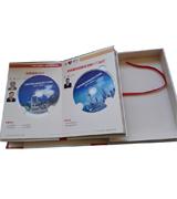 光盘+包装设计、制作一条龙服务