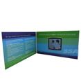 新宇K系列-3.5寸标准标准视频卡书,适合发布会、招商会等